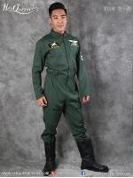 เช่าชุดแฟนซี &#x2665 ชุดทหาร ชุดติดกันซิปหน้า