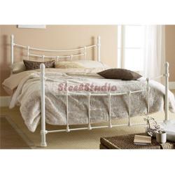 เตียงเหล็ก งานโปรเจค รุ่น SS-07