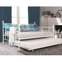เตียงเหล็ก งานโปรเจค รุ่น SS-02
