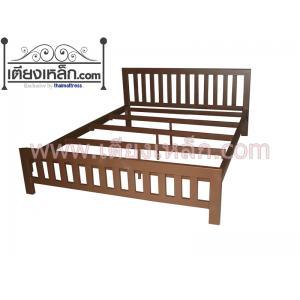 เตียงเหล็ก รุ่นระแนงตั้ง