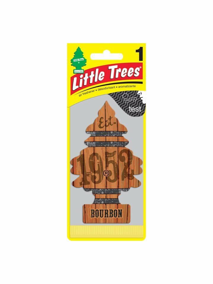 Little Trees กลิ่น Bourbon