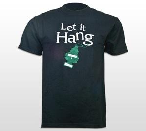 เสื้อยืด Let It Hang เบอร์ S