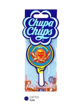 (1 แถม 1) Chupa Chups แผ่นน้ำหอม Lollipop กลิ่น Cola (โคล่า)