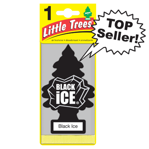 Little Trees กลิ่น Black Ice