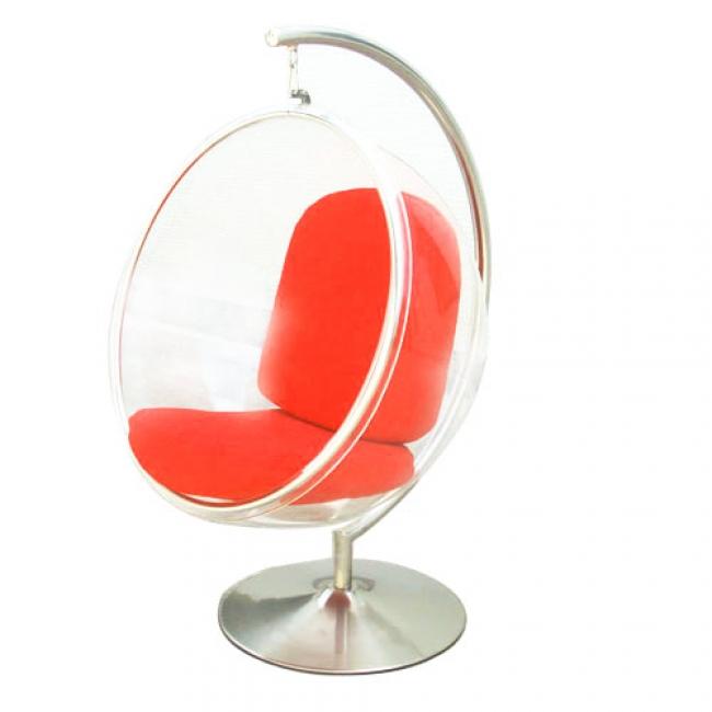 เก้าอี้ Bubble chair with stand