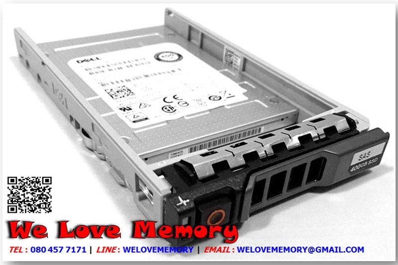 """334TT, 0334TT DELL 480GB SATA III 6GB 2.5"""" MLC SSD (Intel DC S3500) - (มีของพร้อมจัดส่ง)"""