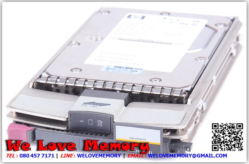 AG691B [ขาย จำหน่าย ราคา] HP 1TB 7.2K EVA M6412 FATA Hard Drive | HP
