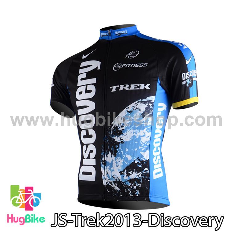 เสื้อจักรยานแขนสั้นทีม Trek 13 Discovery สั่งจอง (Pre-order)