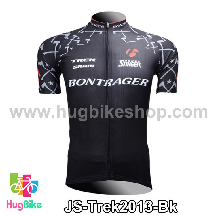 เสื้อจักรยานแขนสั้นทีม Trek 13 สีดำ สั่งจอง (Pre-order)