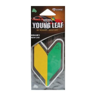 Treefrog Wakaba Young Leaf กลิ่น New Car