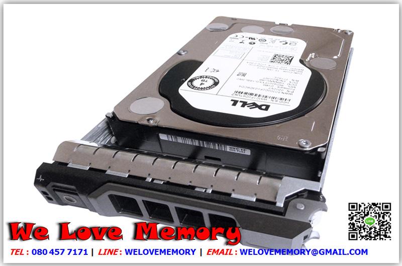 00K20K DELL 4TB 7.2k SATA 6Gbps 3.5in Hotplug Hard Drive, 13G, Cuskit