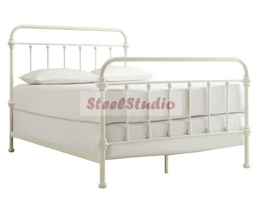 เตียงเหล็ก งานโปรเจค รุ่น SS-61