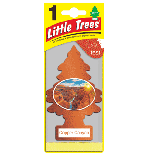 Little Trees กลิ่น Copper Canyon
