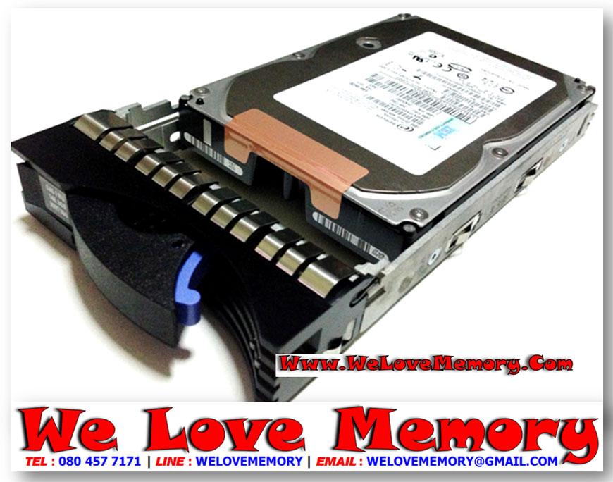 90P1307 IBM 300GB 10K RPM ULTRA320 SCSI 3.5INC HOT-SWAP W/TRAY HDD