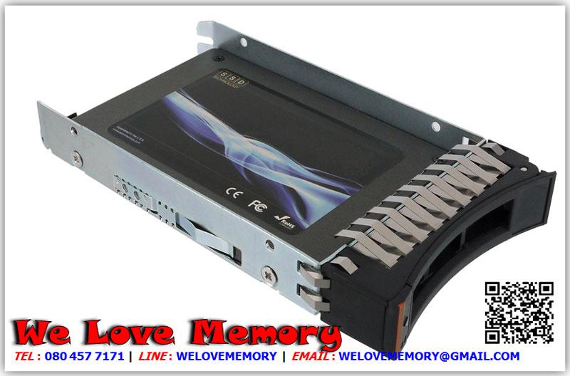 """00AJ010 S3500 [ขาย จำหน่าย ราคา] IBM 480GB SATA 2.5"""" MLC HS Ent SSD"""