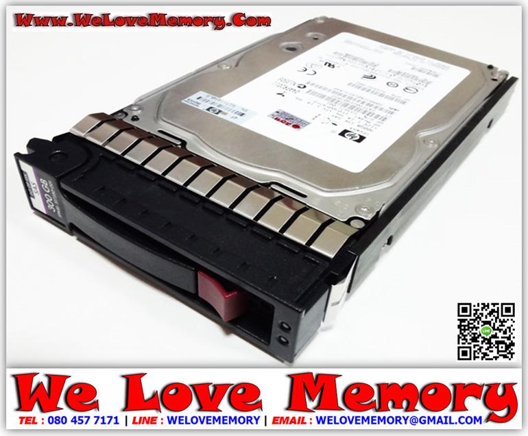516830-S21 [ขาย จำหน่าย ราคา] HP 600GB 6G 15K 3.5-INCH SAS HDD | HP