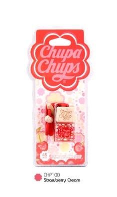 Chupa Chups น้ำหอมปรับอากาศอโรมาในขวดแก้ว กลิ่น Cherry (เชอร์รี่)
