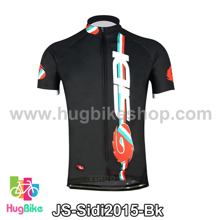 เสื้อจักรยานแขนสั้นทีม Sidi 15 สีดำ สั่งจอง (Pre-order)