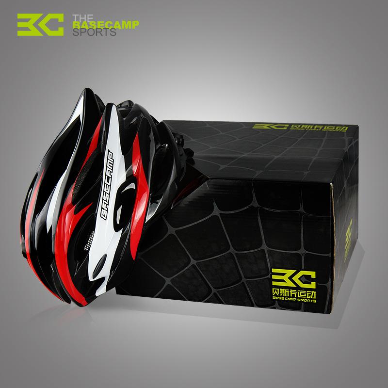 หมวกกันน็อคจักรยาน BaseCamp รุ่น BC-015