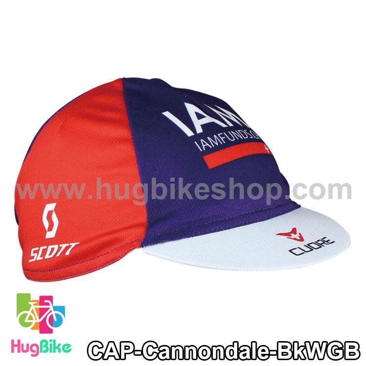 หมวกแก๊บ IAM 16 (01) สีน้ำเงินขาวแดง