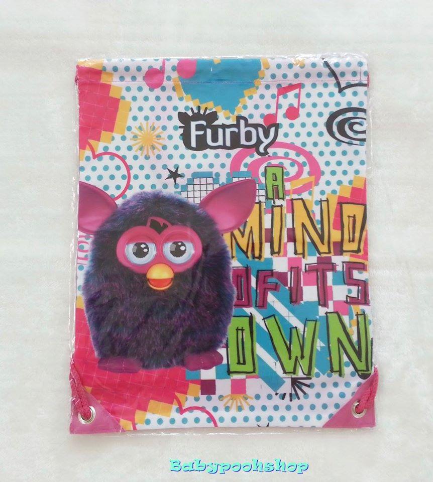 ถุงกันน้ำ ลาย Furby