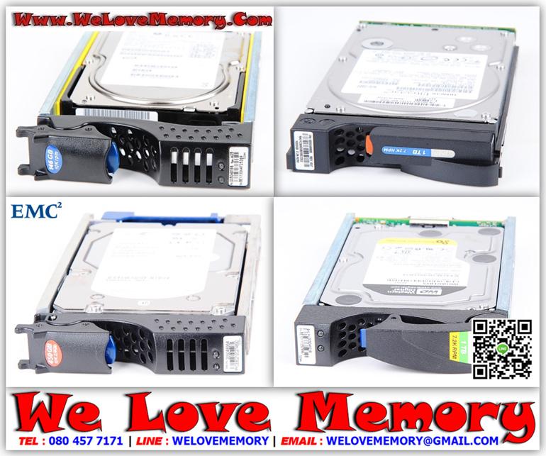005-048427 [ขาย จำหน่าย ราคา] EMC Clariion, EMC 250GB Fibre Channel Hard Drive | EMC
