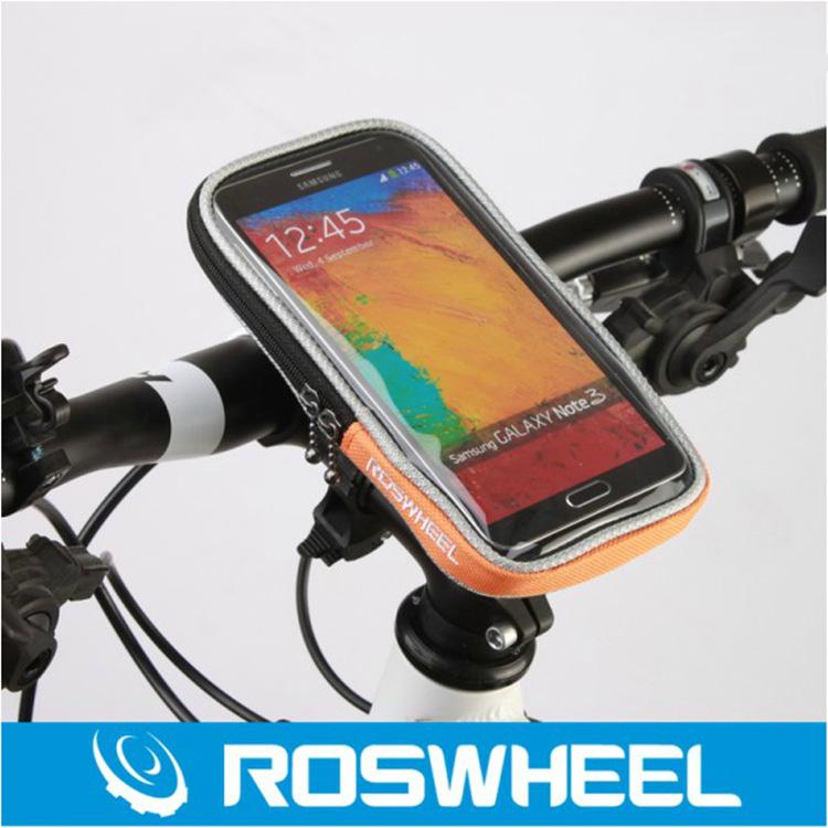 กระเป๋าจักรยาน ติดบนแฮนด์ รุ่น Roswheel 11363