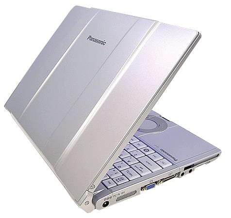 PANASONIC CF-Y8 Intel (R) Core 2 DUO