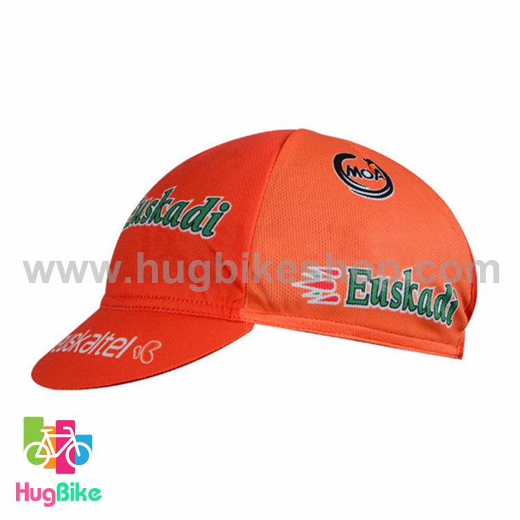 หมวกแก๊บ Euskaltal 16 (01) สีส้ม