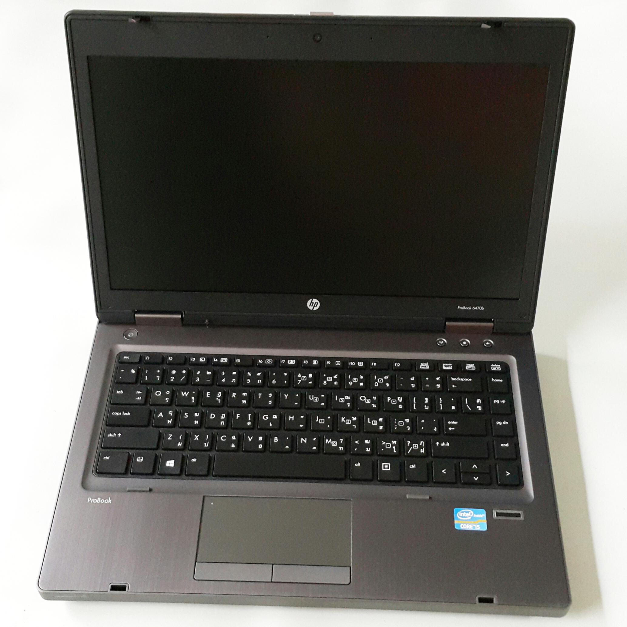 คอมพิวเตอร์ โน๊ตบุ๊ค Notebook HP ProBook 6470b