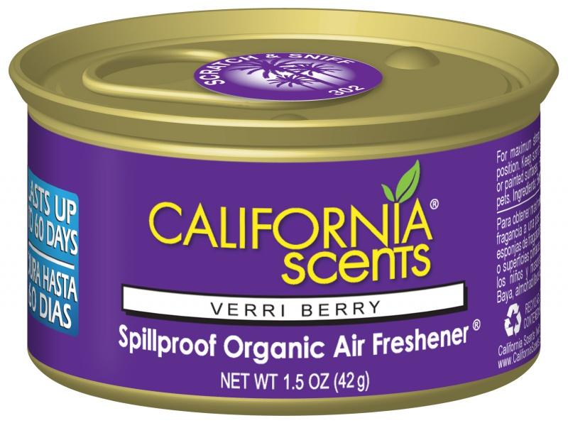 น้ำหอม California Scents กลิ่น Verri Berry แบบกระป๋อง ขนาด 42 กรัม