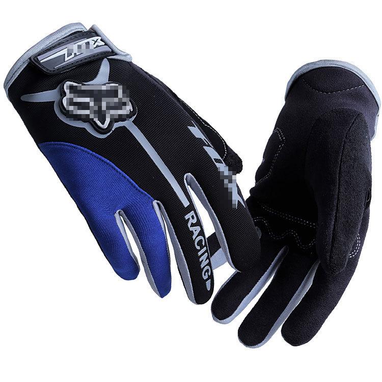 ถุงมือจักรยานเต็มนิ้ว รุ่น FOX RACING