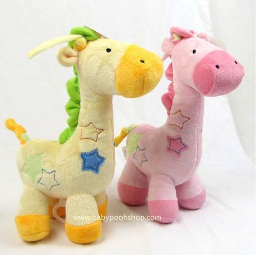 *** ตุ๊กตายีราฟ กล่อมนอน *** Giraffe just one year by Carter's