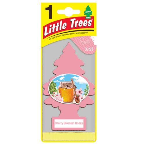 Little Trees กลิ่น Cherry Blossom Honey (ซากุระผสมน้ำผึ่ง)
