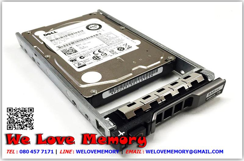 V80V5 [ขาย จำหน่าย ราคา] DELL 600GB 6G 10K 2.5 SAS HDD | DELL
