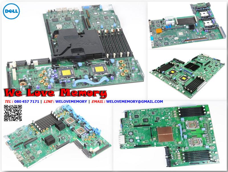 2FF44 DELL System Board 2-Socket FCLGA1366 W/O CPU PowerEdge T710 Tower