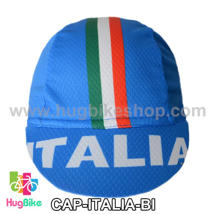 หมวกแก๊บ ITALIA สีฟ้า
