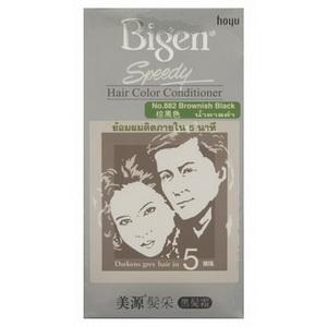 Bigen Speedy Hair color conditioner บีเง็นสปีดดี้ครีมเปลี่ยนสีผม No.882 น้ำตาลดำ