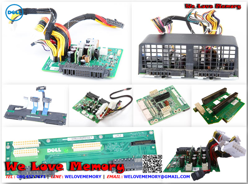 0J7552 J7552 [ขาย จำหน่าย ราคา] Dell PowerEdge 2900 Power Distribution