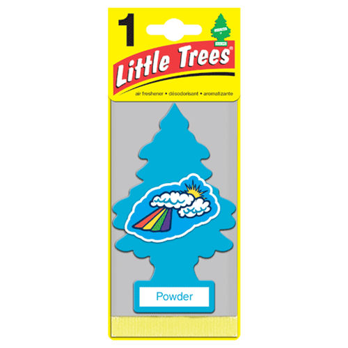 Little Trees กลิ่น Powder