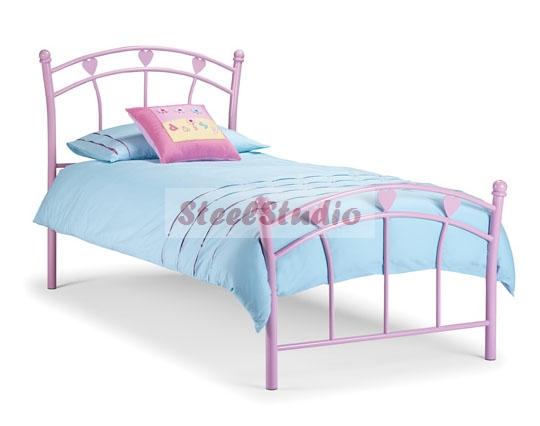 เตียงเหล็ก งานโปรเจค รุ่น SS-10
