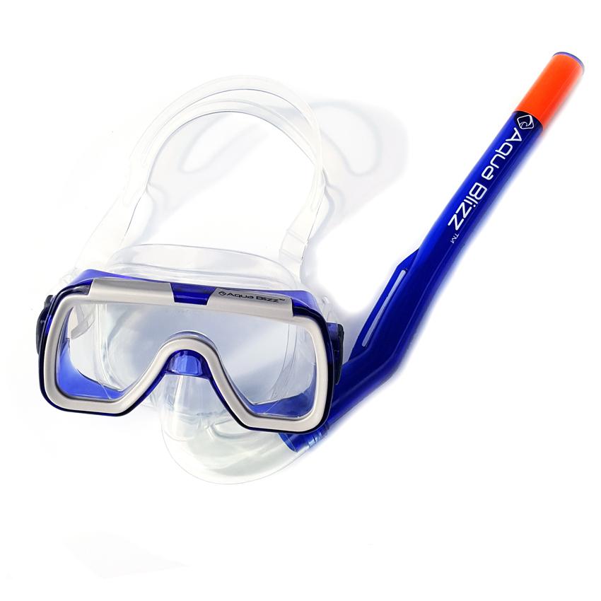 หน้ากากดำน้ำพร้อมท่อหายใจสำหรับเด็ก
