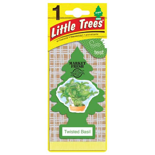 Little Trees กลิ่น Twisted Basil