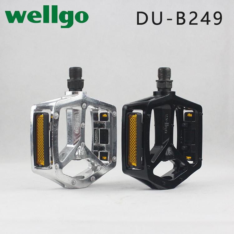 บันไดจักรยานแบริ่ง Wellgo รุ่น B249