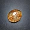 แก้วกาบทอง กาบสวย น้ำใส A+++ ขนาด 3* 2.4 cm เหมาะทำจี้งามๆ