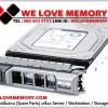 0F617N DELL 300GB 15K RPM SAS 3.5INC HOT-SWAP HDD