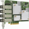 Emulex LightPulse 8Gb/s Quad-Channel Fibre Channel Host Bus Adapter (HBA)
