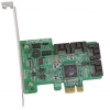 HighPoint RR2640x1 : 4 channels, 4x Internal SATA, PCI-E x1,RAID Controller,SAS/SATAII
