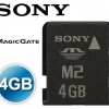 Sony Memory Stick Micro (M2) - 4GB