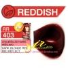 ครีมเปลี่ยนสีผม ดีแคช มาสเตอร์ แมส คัลเลอร์ครีม Dcash Master Mass Color Cream RR 403 บลอนด์เข้มประกายแดงเหลือบแดง (Dark Blonde Red Red Reflect) 50 ml.